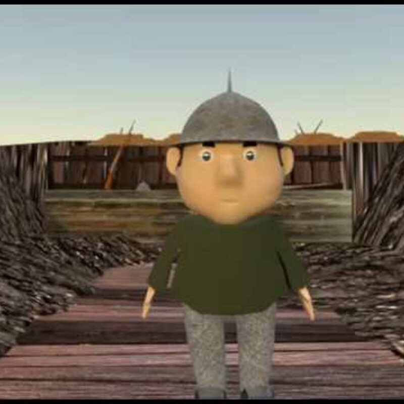 Home - Animated short