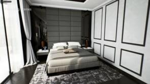 Master Bedroom | Interactive Archviz