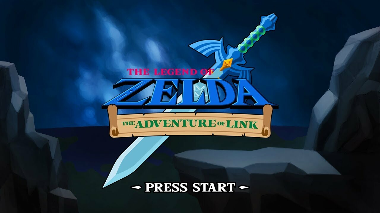 The Legend of Zelda: The Adventure of Link