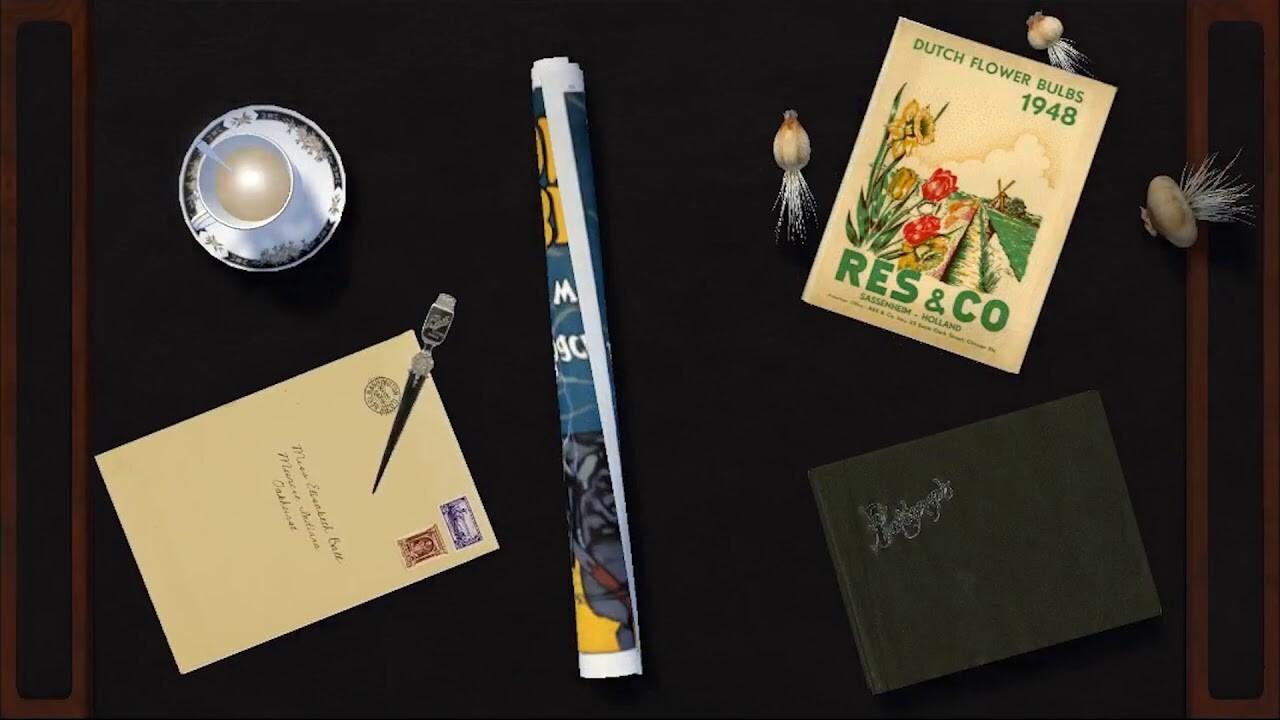 Minnetrista Artifact & Hobby Desk