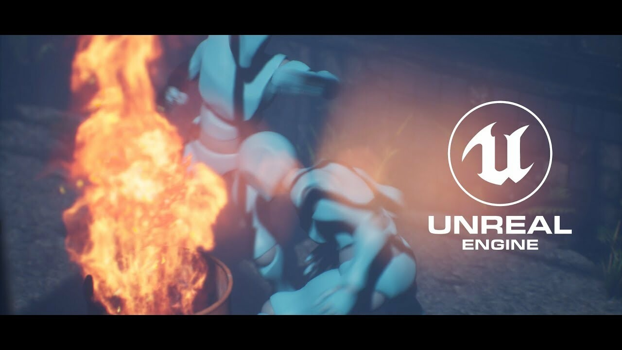 Unreal Engine: Fight Scene