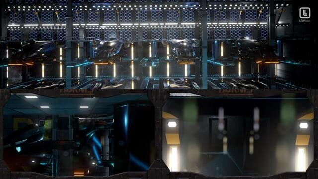 Escape Room - SciFi Project