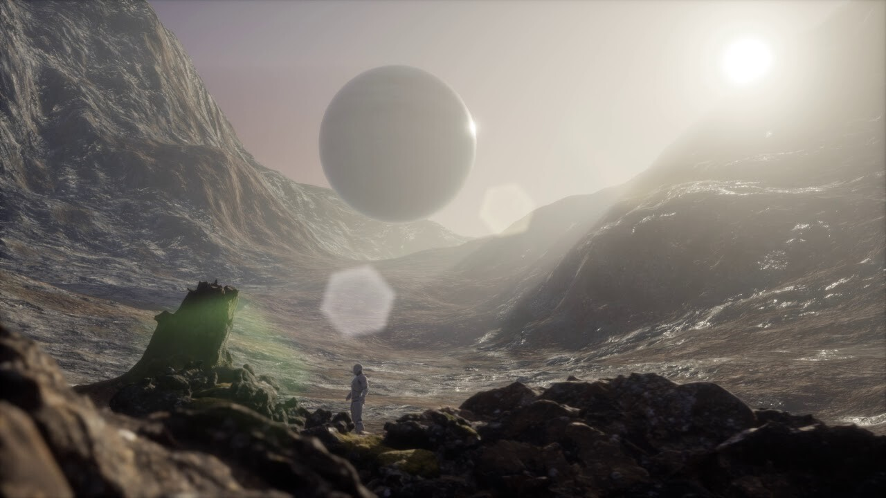 UNREAL ENGINE ANIMATION