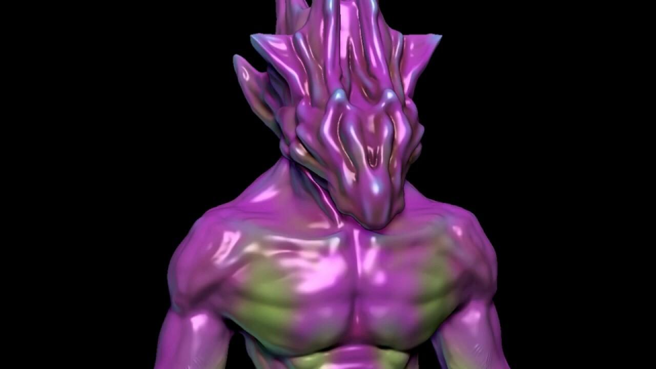 Monsterhead