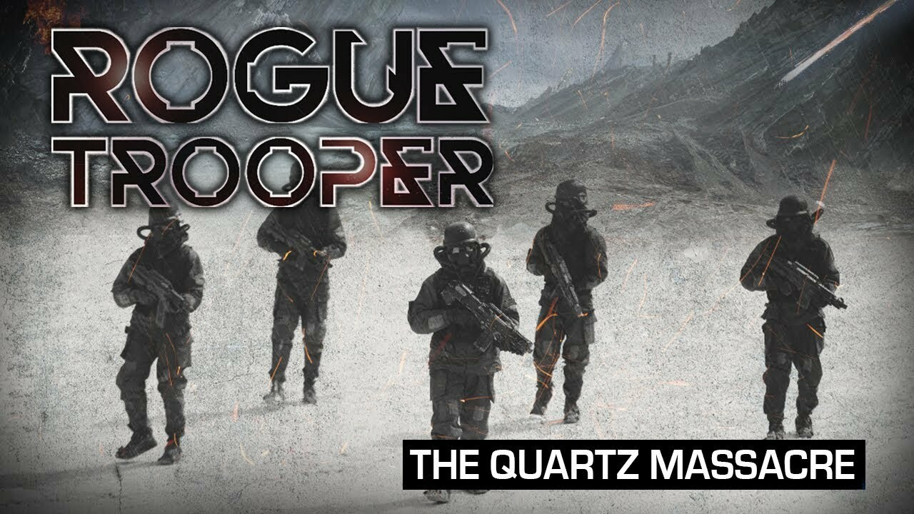Rogue Trooper: The Quartz Massacre short film
