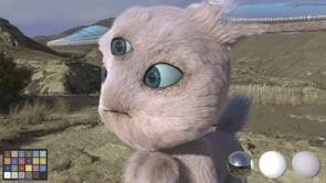 Little Creature - Fur Groom