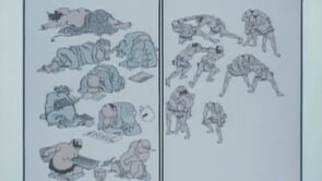 """HOKUSAI ~ AN ANIMATED SKETCHBOOK"" BAFTA award-winning short film"