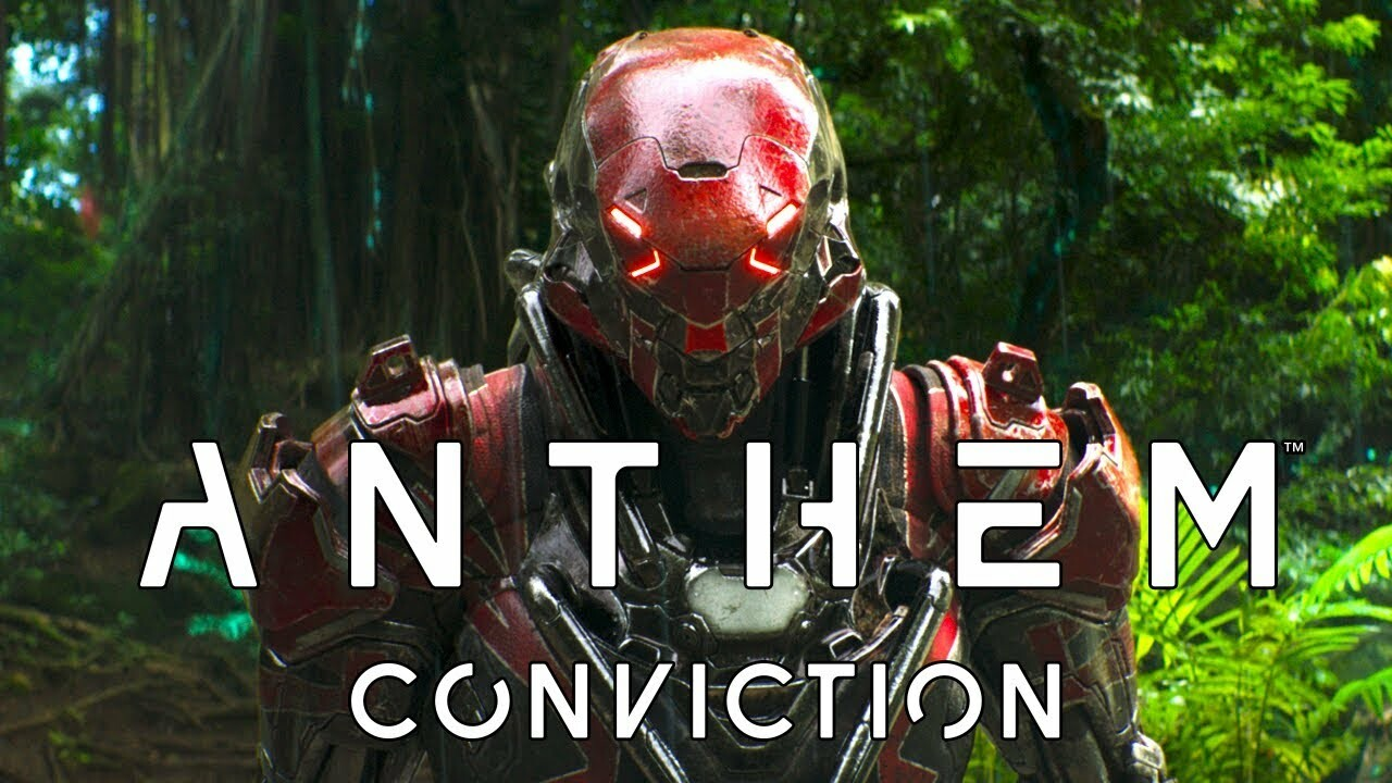 ANTHEM CONVICTION - an ANTHEM trailer