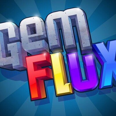 Gamblit's Gemflux game play reel