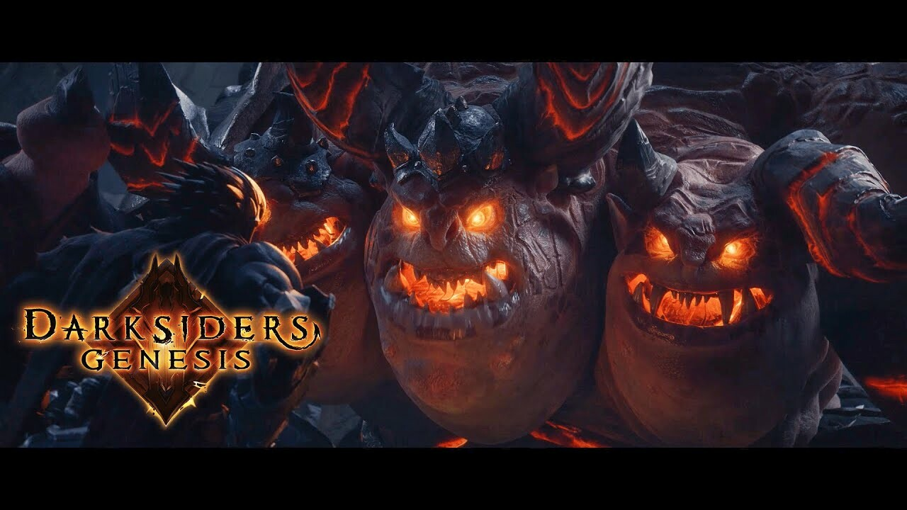 Darksiders Genesis - Not Alone Trailer (feat. Malgros the Defiler)