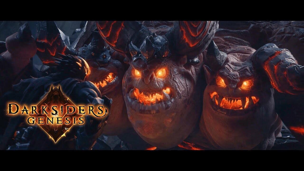 Darksiders Genesis - Not Alone Trailer (feat. Malgros the Defiler)