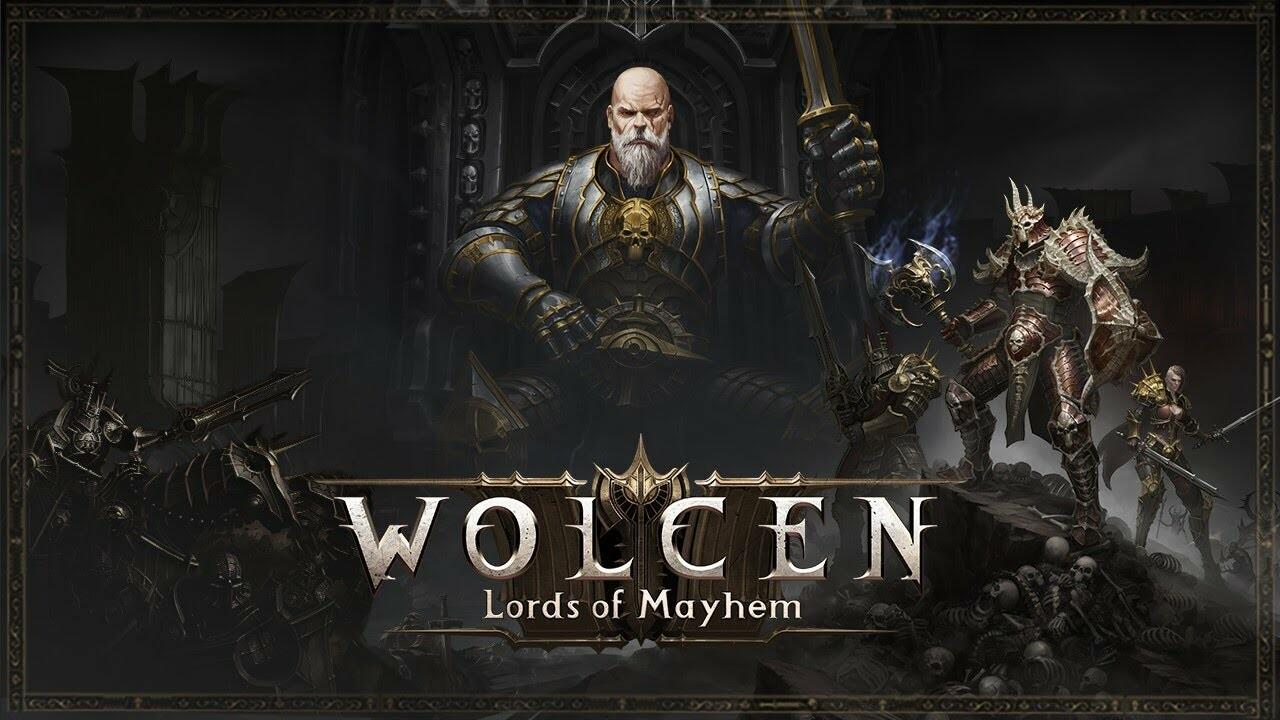 Wolcen Release Trailer