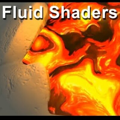 Gamblit Gaming Fluid Shaders