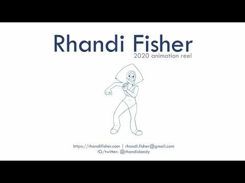 2020 Animation Demo reel