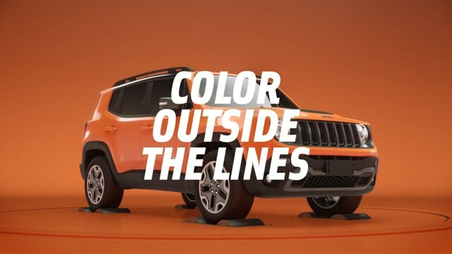Jeep - Color Outside the Lines