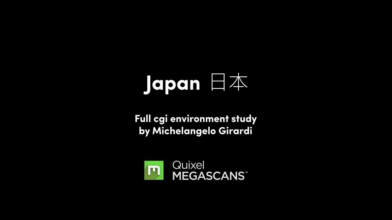 """Japan"" Cgi Environment"