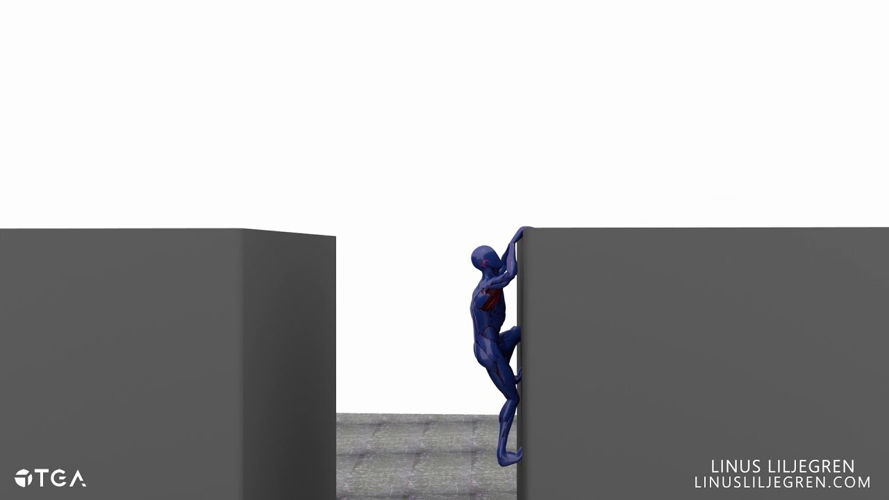 Animation | Body Mechanics