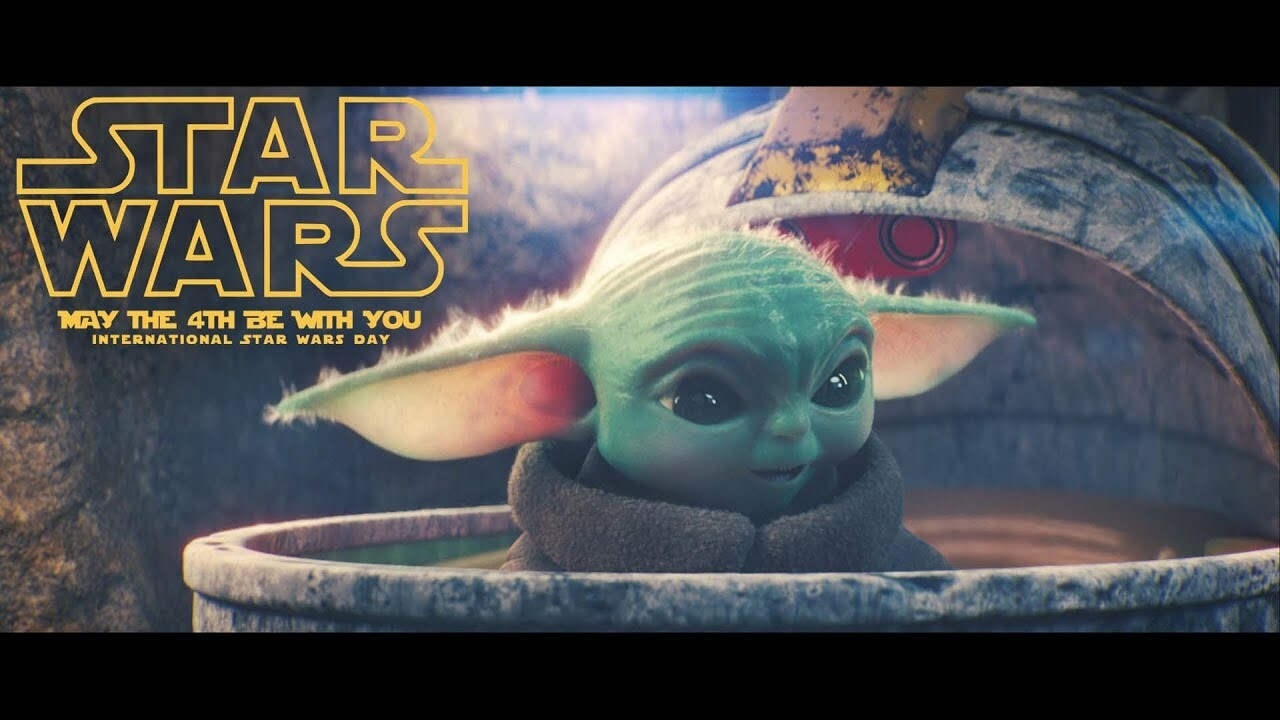 Mini Short Series Episode 2 May the force be with you, Baby Yoda! (Personal project)