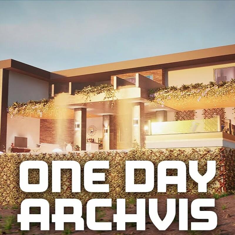 Single Day ArchVis Challenge