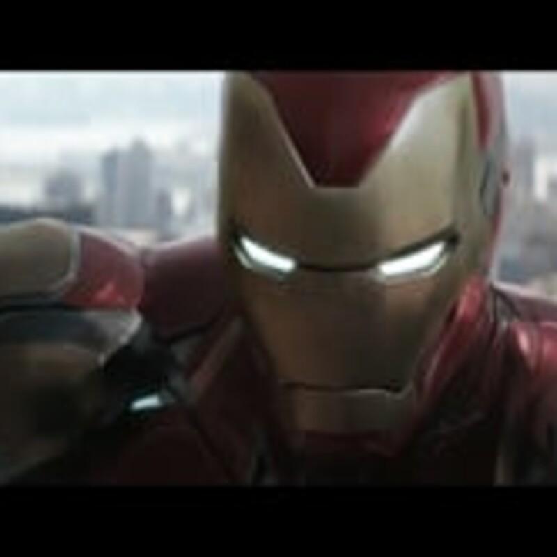 Avengers Endgame - Asset Sizzle Reel
