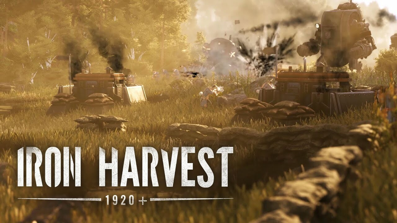 Iron Harvest - Beta Gameplay Trailer