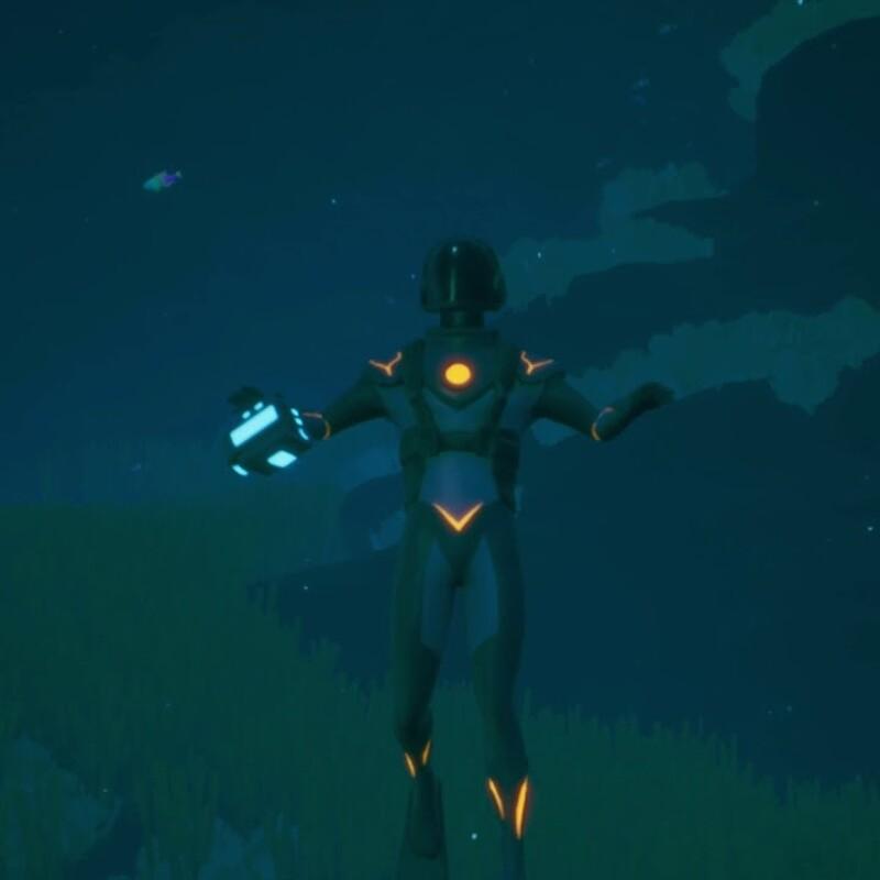 Bahari - Swimming animations