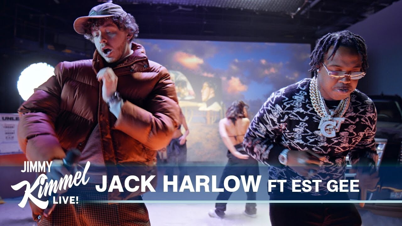 Jimmy Kimmel Live - Jack Harlow (feat. EST Gee) – Route 66