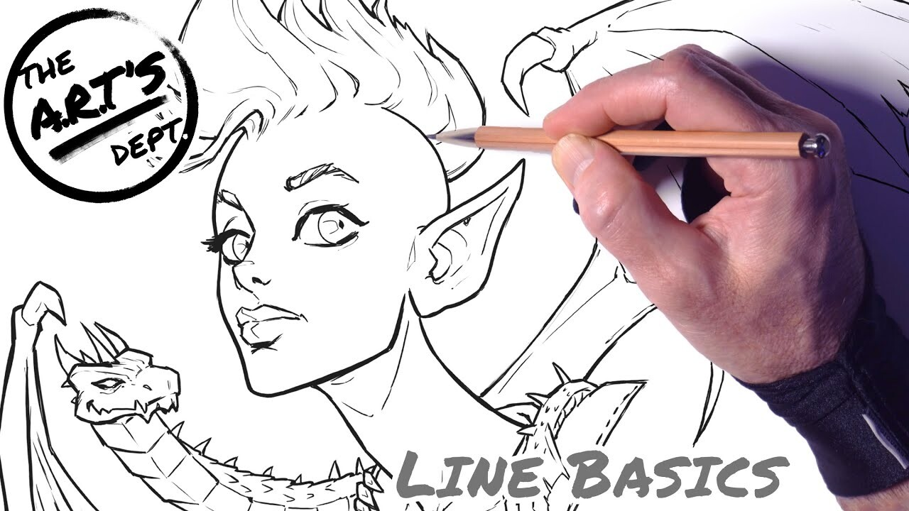 Art Fundamentals 101: The Basics of Line Video