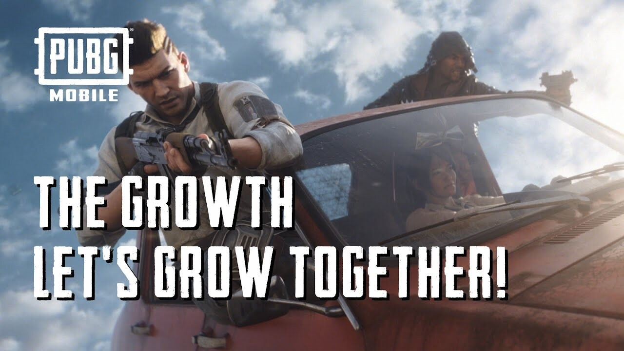PUBG MOBILE: The Growth