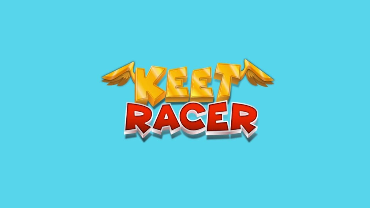 3D Character Art - Keet Racer