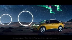 VW ID.4 Commercial Virtual Production