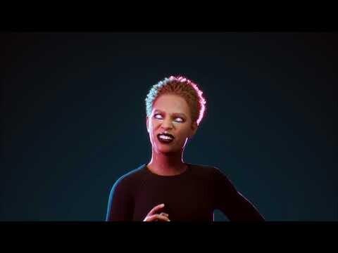 MetaHuman Rapper IClone Lip Sync Contest