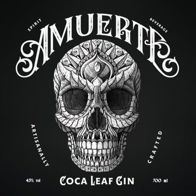 Coca Leaf Skull model at Amuerte