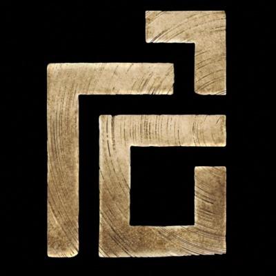 Rad logo goldleaf markonly