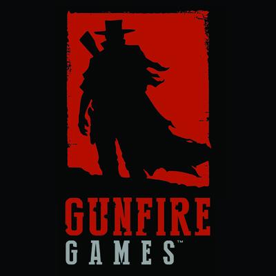 Gunfire cowboy square small name