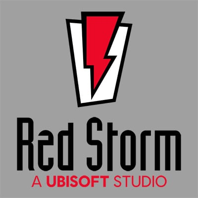 Red storm updated logos   artstation