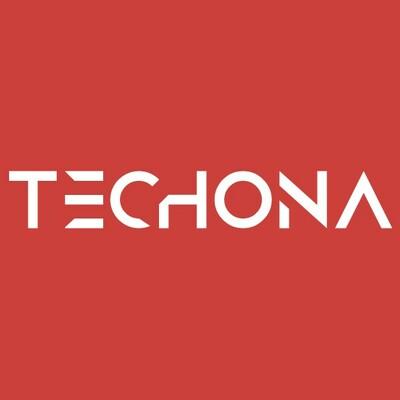 Techona logo a4 red3