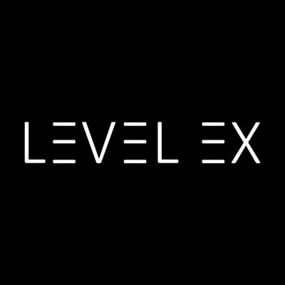 Levelex logo rgb