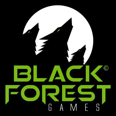 Blackforestgames default black background square