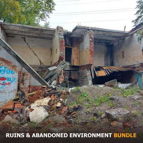 Ruins & Abandoned Environment