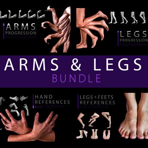 essential ARMS & LEGS bundle