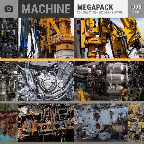 MACHINE MEGAPACK