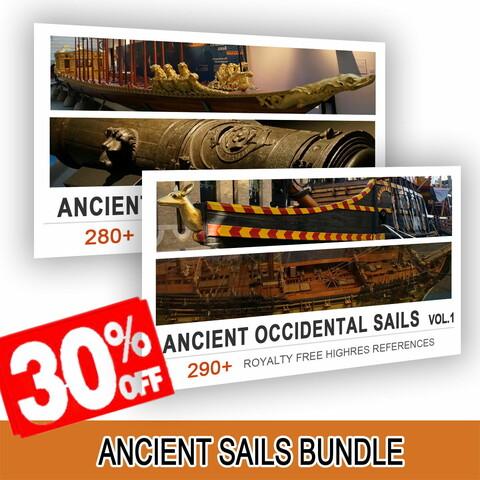 Ancient Sails Bundle