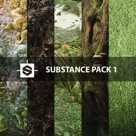 Substance Pack 1 - extended