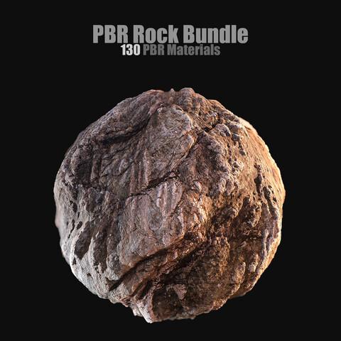 PBR Rock Bundle