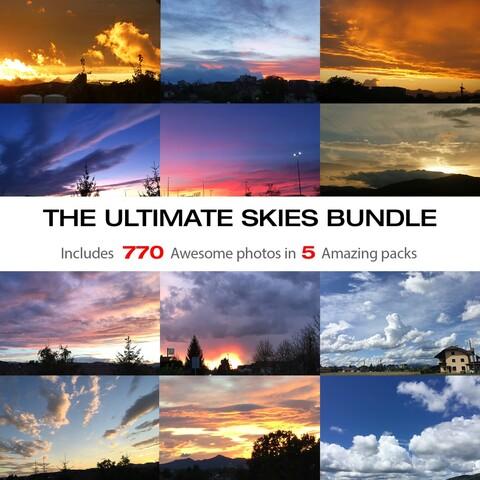 THE ULTIMATE SKIES BUNDLE