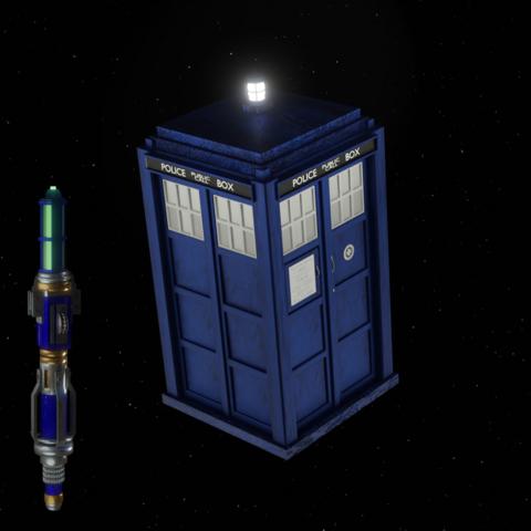 Doctor Who Models Bundle