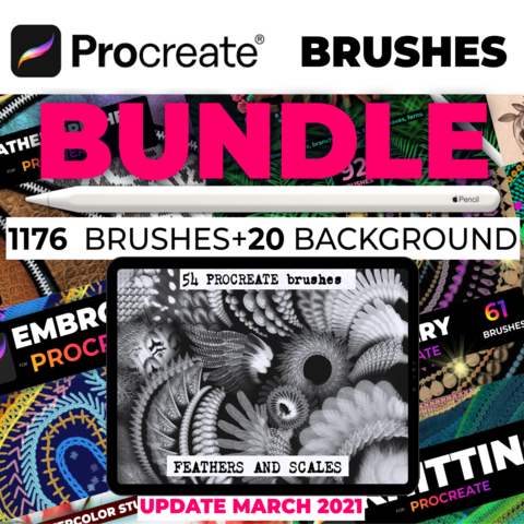 Procreate Super Bundle