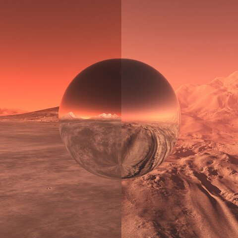 Mars 16K HDRI - Standard License