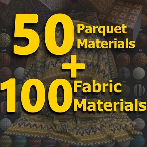 Substance Material Bundle